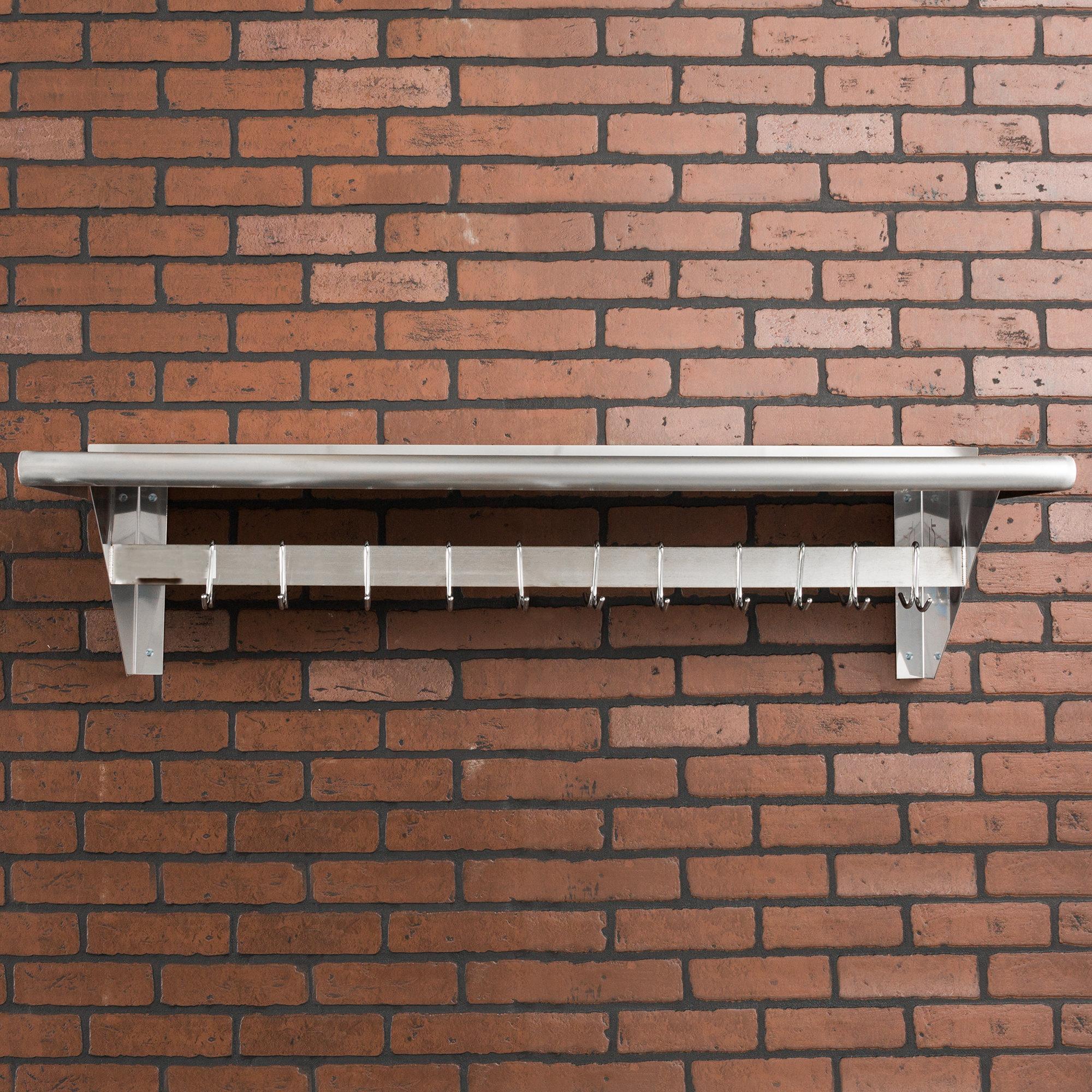 Как сделать полочку на стене
